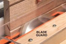 Práce se dřevem a ochrana