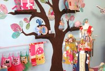 Girly Room Decor / by Pink Taffy Designs