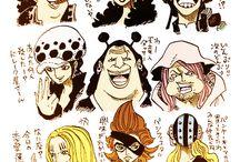 One Piece | supernovas