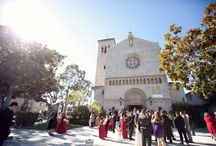 photo work: Locations / research for wedding gigs