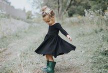 Kleine dames mode