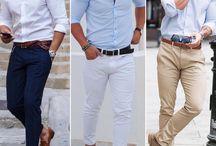 Men casual styles