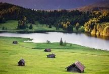 miesta ktoré chcem navštíviť :)