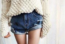 Knitting/pletení