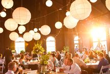 Light up your Wedding! / It is the most beautiful day in your life and we want to give you the right inspirations for it when it comes to decorations!