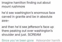 Hamilton and history
