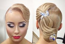 Competition Hair❤