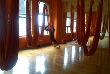 yoga spaces / beautiful spaces to make lovely shapes...