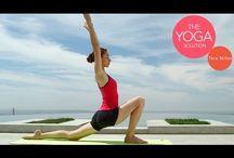 Saluto al sole / Yoga