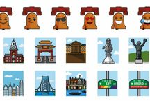 The Philadelphia Emoji Keyboard / The Philly emojis you've been waiting for... now in the Philadelphia Keyboard. Share your Philly love and pride with emojis, GIFs and videos from the City of Brotherly Love!