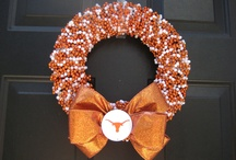 College wreaths / by Jennifer Conway