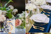 Gold wedding colors