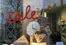 Sale shop window ideas