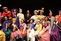UR TEATRO / Obras de teatro en España.