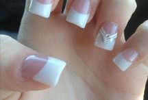 Nails and makeup ideas