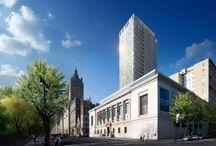 RM 2006 New York Historical Society New York, New York / RICHARD MEIER