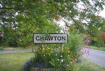 {Jane Austen} Chawton