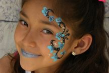 face painting / by Lindsey Jones