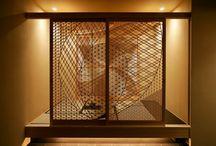 Japan Interior / Kumiko Art Design