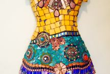 mocaics dresses