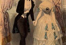 France - 1850-1859 : Men