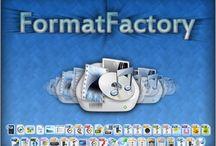Forulike تحميل محول صيغ الصور والفيديوهات ومقاطع الصوت الشهير FormatFactory 4.1.0.0 فورمات فاكتوري