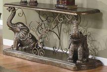 African safari furniture