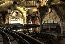 Abandoned Cathedrals & Churches