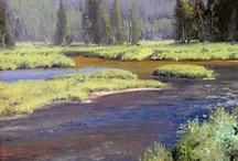 Landscape Art #4 / Paintings