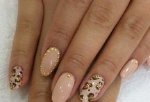 Nails nails nails / by Nicole Fearon-Barringer