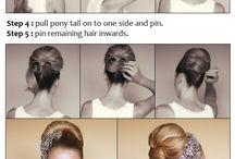 Hair / by Lucinda Rowe