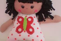 en muñecas
