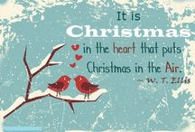 Christmas: Quotes/Sayings/Cards / by Nicola Rummel-Short
