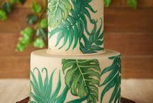 #cakes#decor#rustic#color