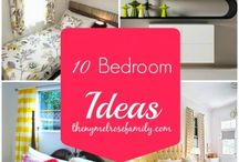 Style for my bedroom / by Tiffany Criner