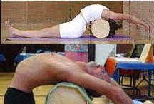 yoga c/ apoio