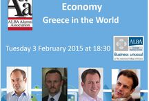 Leading in the Digital Economy / 3 February 2015 Marcos Veremis, CEO Upstream Antonis Monokrousos, Country Leader Oracle Greece Geroge Saliaris-Fasseas, President, World Markets, IPG Alexis Pantazis, Co-Founder and Executive Director at Hellas Direct