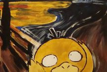 Psyduck / All photos is about Psyduck.
