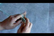 Knitting stitches / Dee Ashcraft adlı kullanıcıdan
