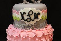 40th cakes