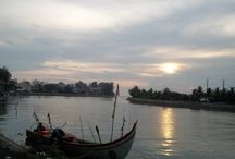 sunset / Sunset at Padang Beach