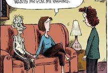 Funny Zombie  / by Jadrian Williams
