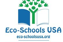 Eco-Schools USA / NWF's Eco-Schools USA is a holistic student led school greening program that focuses on greening the school building inside and out, making natural connections to state curriculum, and providing students with authentic, experiential learning opportunities. / by National Wildlife Federation