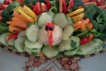 Daycare thanksgiving / by Marlene Tiesling
