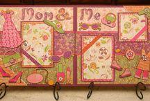 Scrapbook layouts / by Debbie Keith