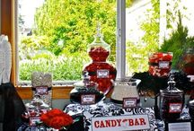Candy buffets / by Stacy Holt