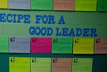 School Counseling - Leadership / by Lynn Kawa