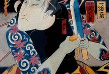 Japan Samurai Art