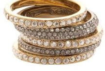 jewellery - stacking rings
