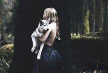 wolf theme